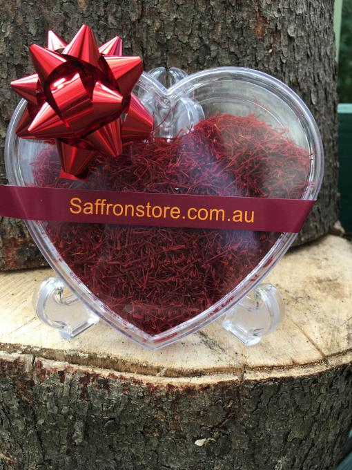 love saffron
