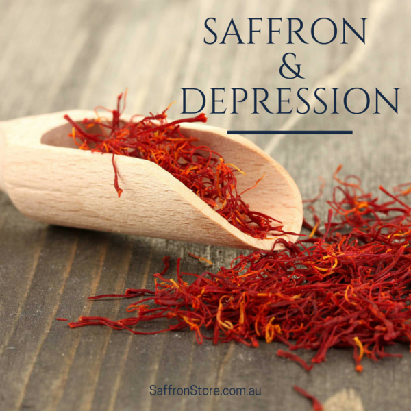 Saffron& depression